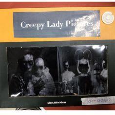 Guirlande Lumineuse de Radios Horribles - Décoration Halloween