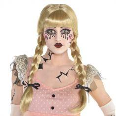 accessoire-perruque-poupee-annabelle-gothique | jourdefete.com