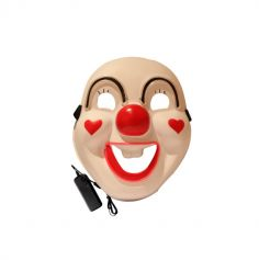 Masque Néon - Smiley