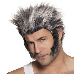 Perruque de Loup Garou pour Homme