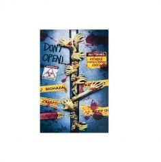 affiche de fenetre en pvc halloween | jourdefete.com