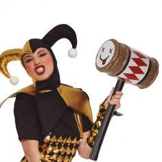 marteau-clown-dangereux-accessoire | jourdefete.com