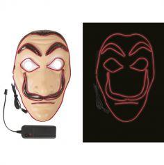masque-salvador-dali-braqueur-lumineux | jourdefete.com