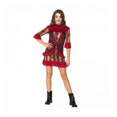 déguisement de creepy clown pour ado | jourdefete.com