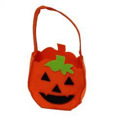 Sac à Bonbons en feutrine pour halloween - Modèle Aléatoire