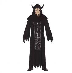 halloween-costume-satanique-docteur | jourdefete.com