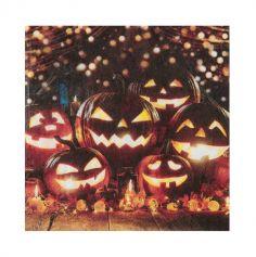 serviettes-citrouilles-halloween | jourdefete.com