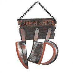 decoration-halloween-boucher | jourdefete.com