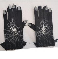 gants-araignee-sorciere-halloween | jourdefete.com