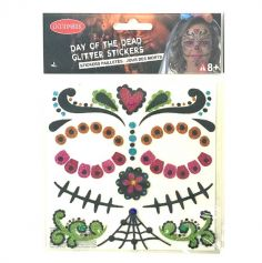 stickers-paillettes-day-dead-halloween | jourdefete.com