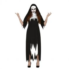 robe-nonne-femme-deguisement-halloween | jourdefete.com