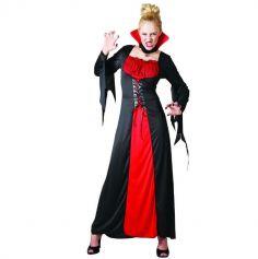 Déguisement Femme - Vampiresse - Taille au Choix