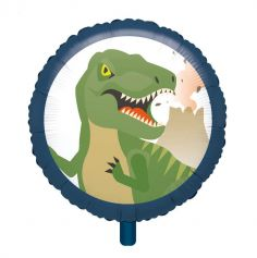 ballon-helium-dinosaure-trex | jourdefete.com
