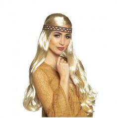 perruque-hippie-femme-blonde|jourdefete.com