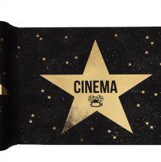 Chemin de Table Noir - 5 m - Cinéma Hollywood