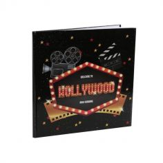 livre-or-cinema-hollywood-messages-decoration-table | jourdefete.com