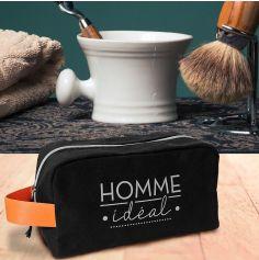 """Trousse de Toilette """" L'homme idéal """""""