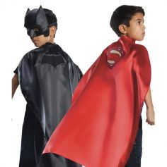 Cape Réversible Batman VS Superman Enfant