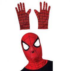 Kit Accessoires Spiderman Enfant