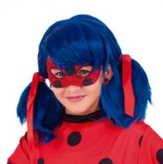 Loup Pailleté Ladybug - Miraculous