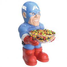 Serveur à Bonbons - Captain America