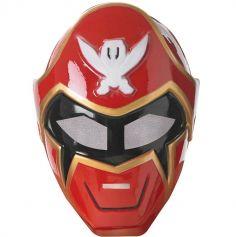 Masque Power Rangers Rouge Enfant