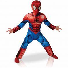 Déguisement Ultimate Spider-Man Deluxe - Taille au choix