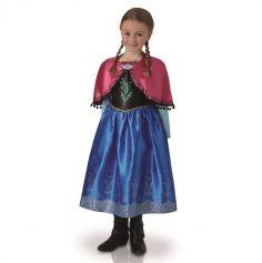 Déguisement d'Anna de La Reine des Neiges de Disney