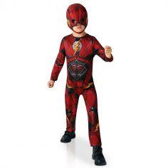 """Déguisement Flash """"Justice League"""" Enfant - Taille au Choix"""