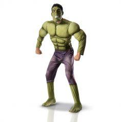 """Déguisement Adulte Avengers """"Hulk"""" - Taille au choix"""