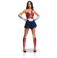 Costume Wonder Woman Femme de Luxe - Taille au Choix