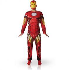 Déguisement Iron Man Universe Homme - Taille au Choix