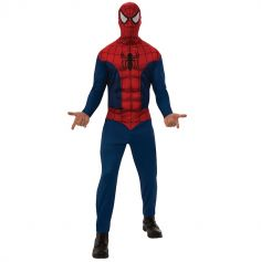 Déguisement de Spiderman Adulte - Taille au Choix