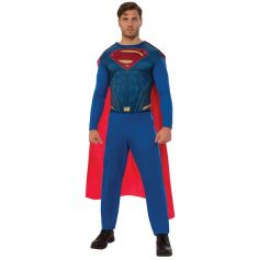Déguisement de Superman Adulte - Taille au Choix
