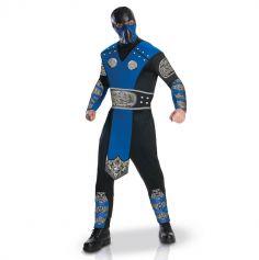 """Déguisement Mortal Kombat """"Sub-Zero"""" - Taille L"""