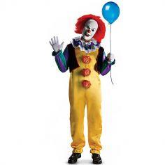 """Déguisement Clown """"Ça - Il est revenu"""" The Movie - Taille Unique"""