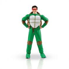 Déguisement Tortue Ninja de Luxe Homme - Taille au Choix