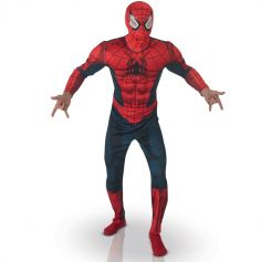 "Spiderman ""Marvel universe"" Luxe - Taille au choix"