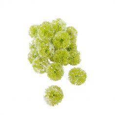 24 boules herbe fleurie | jourdefete.com