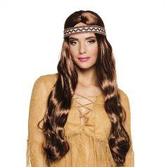 Perruque Femme avec Bandeau