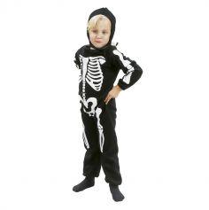 Déguisement de Squelette Enfant - 3/4 ans