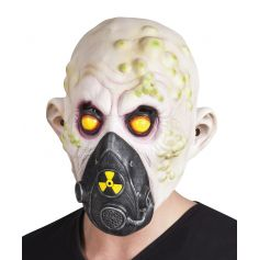 Masque en Latex Victime Nucléaire