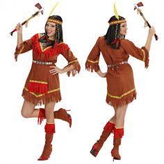 Costume d'Abeytu l'indienne - Taille au choix