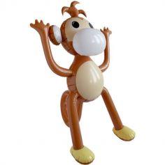 ballon-singe-decoration-geant | jourdefete.com