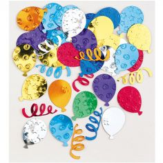 Sachet de Confettis de Table - Ballons de Baudruche