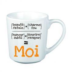 """Mug """"Moi"""""""