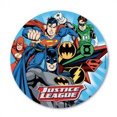disque azyme justice league dc comics   jourdefete.com