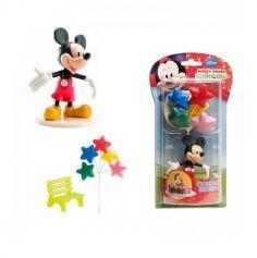 Kit pour Décoration de Gâteau - Mickey Mouse