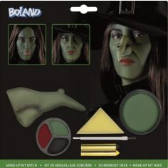 Set de Maquillage Sorcière Luxe Spécial Halloween