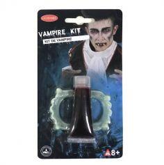 dentier-dents-vampire-halloween-faux-sang|jourdefete.com